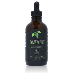 Full-Spectrum Hemp Blend (4 oz.)